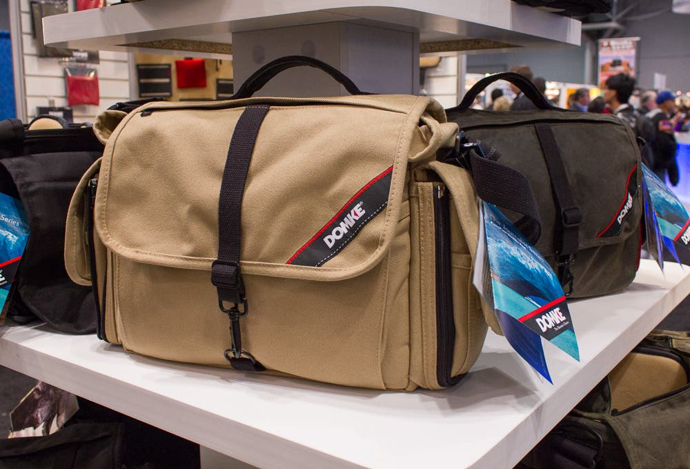 First Impressions: Domke's Bag Refresh at Photo Plus 2012