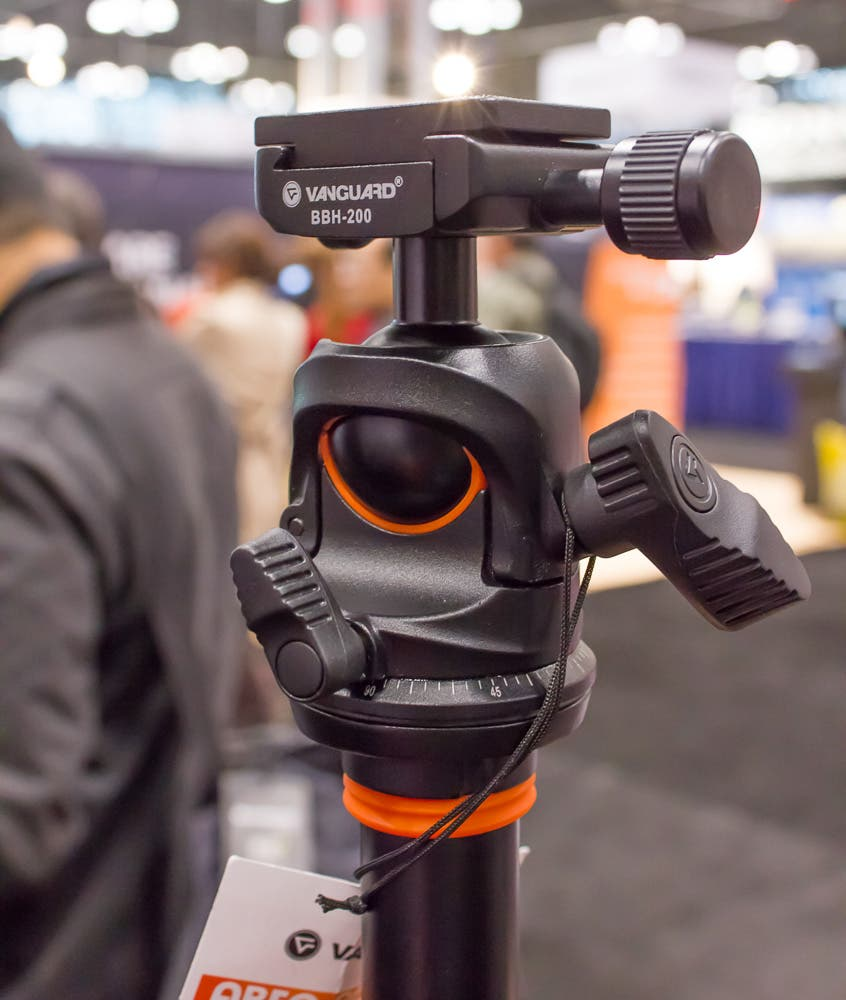 First Impressions: Vanguard Abeo Plus 323CB Tripod With BBH-200 Ballhead