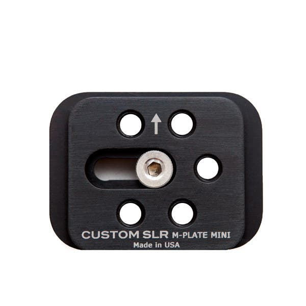CustomSLR's M-Plate Mini Is The King Of Tripod Plates