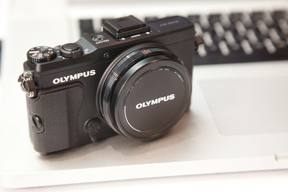 Olympus' Next Enthusiast's Compact Might Sport a Super-Fast 50mm-eq. f1.0 Lens