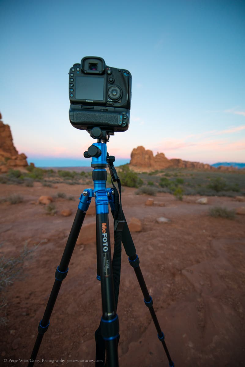 First Impressions: Benro MeFoto Transfunctional Travel Tripod Kit