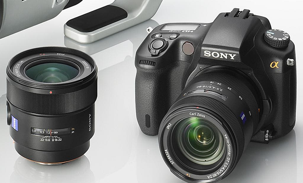 Sony Releases Alpha Series and NEX-7 Firmware Update