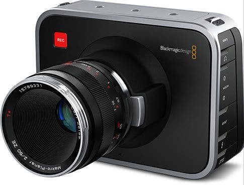 New 1.1 Software Update For The Black Magic Cinema Camera is Now Available