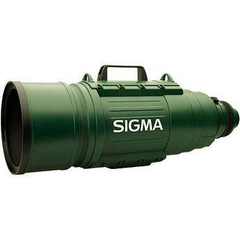 Used Sigma 200-500mm f2.8 Available at B&H Photo For The Creeper in All of Us