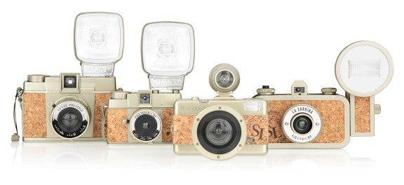 Lomography's Champagne Editions Will Be Great Companion to a Cocktail Party: Encourage You to Bring More Wine