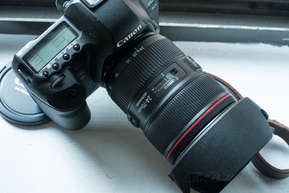 Review Canon 24 70mm F2 8 L Usm Ii The Phoblographer