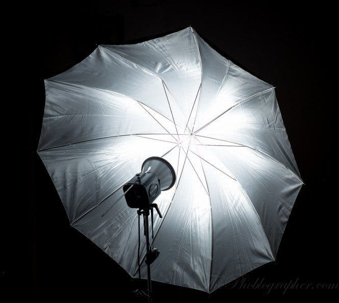 Chris Gampat The Phoblographer Impact 60 inch Convertible Umbrella product photos (1 of 6)ISO 200