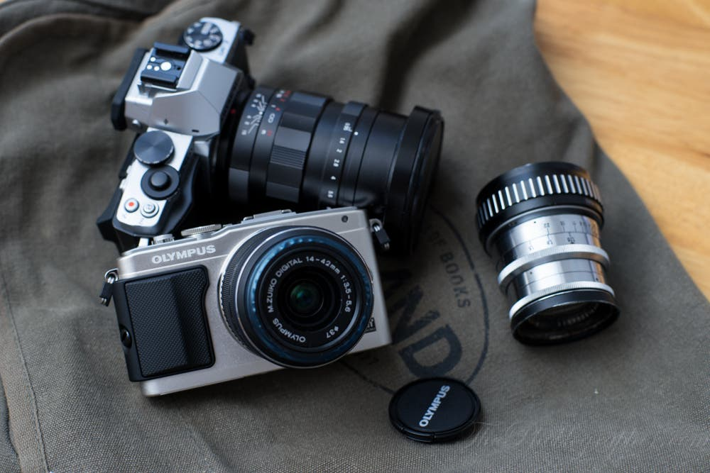 Cheap Photo: Olympus OMD EM5, EPL5 and EPM2 All Get a Price Drop
