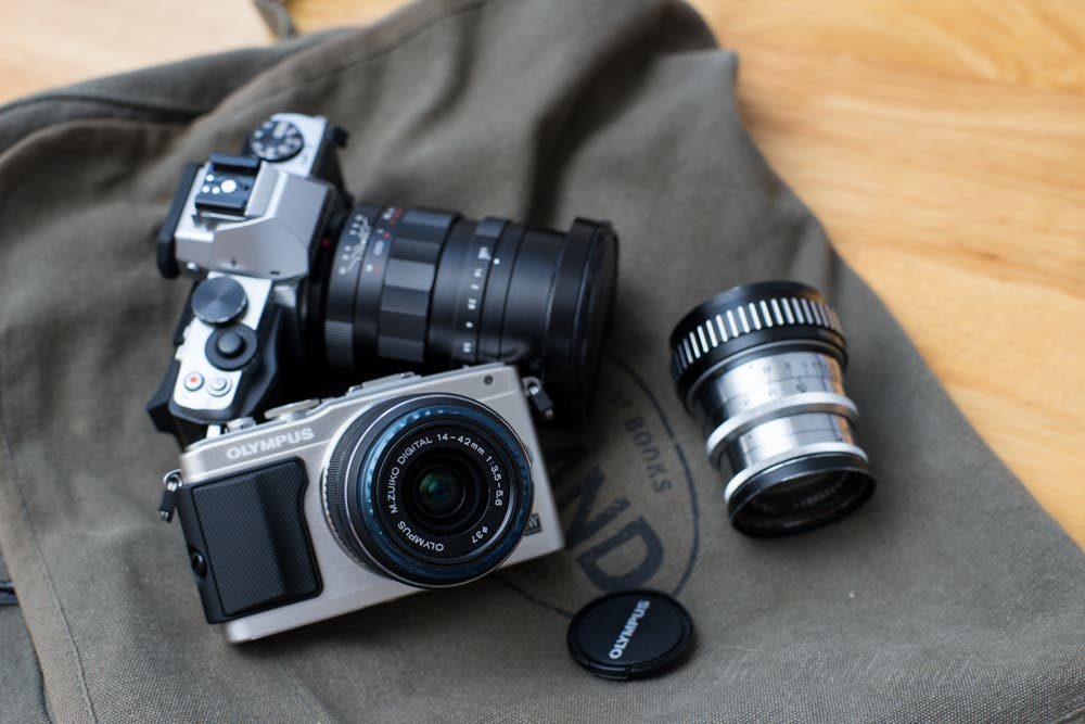 Olympus EPL7 May Be the Only New PEN Camera This Year