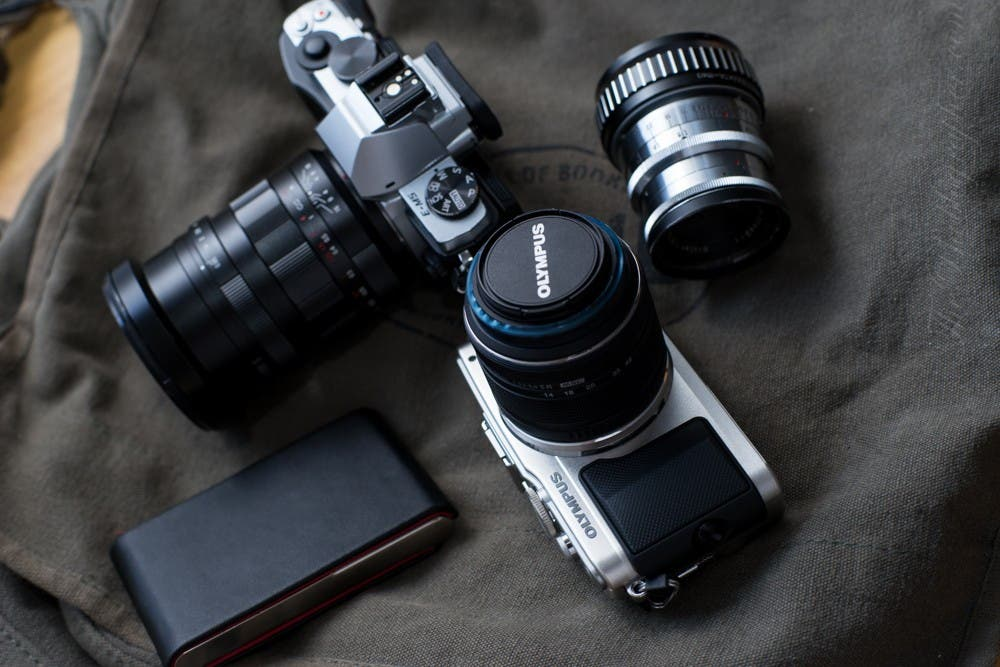 Review: Olympus EPL5