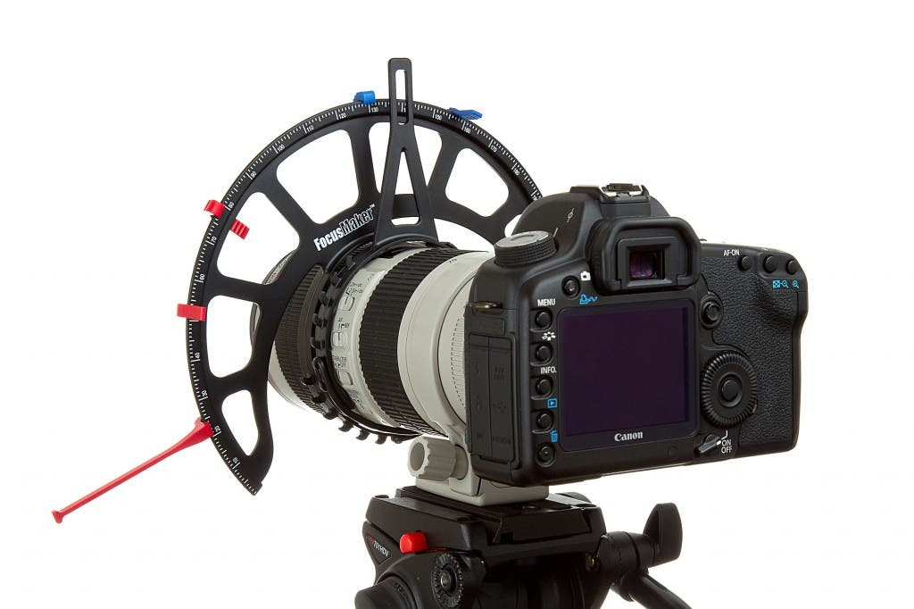 The FocusMaker Is a New Type of Follow Focus System