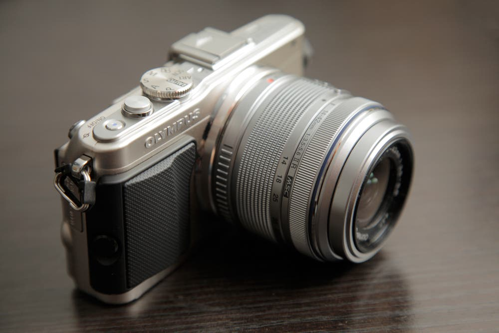 First Impressions: Olympus E-PL5
