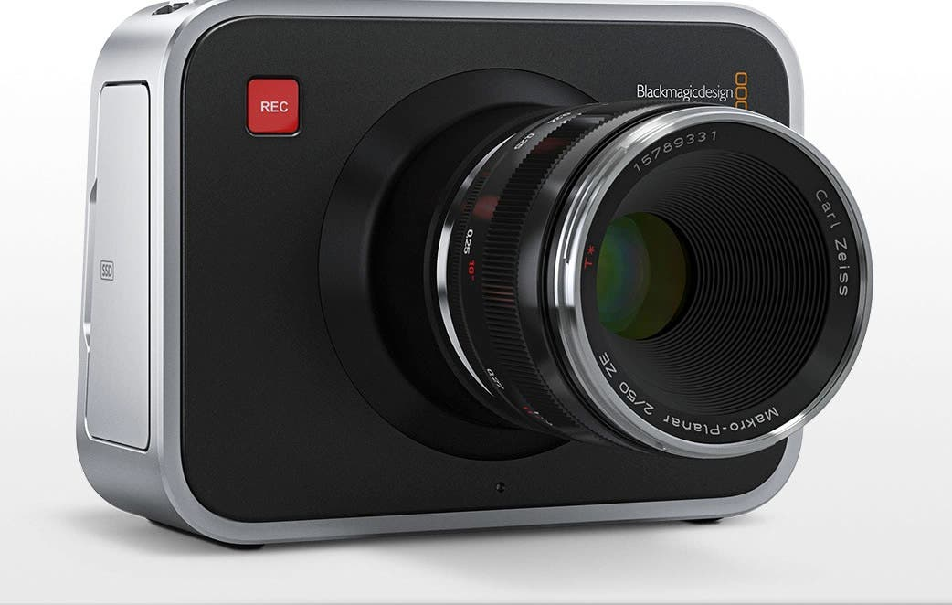 Blackmagic Cinema Cameras are on Their Way… Hopefully