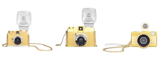 Lomography's Ressurected Gold Edition Cameras Will Get You Mad Street Cred
