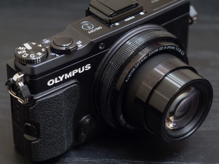 Review: Olympus Stylus XZ-2