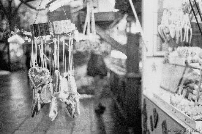 At the Christmas market -- f2 on Neopan 1600.