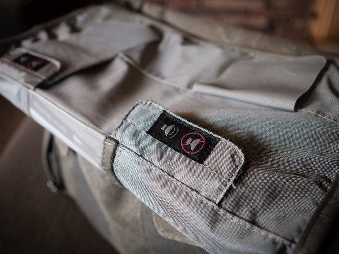 The Think Tank Retrospective 40 Shoulder Bag - Silencers