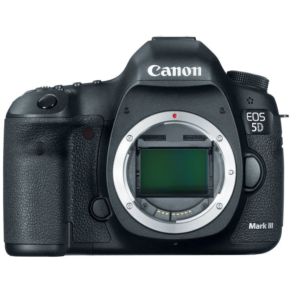 Cheap Photo: Full Frame Cameras from Canon May Fill You With Holiday Cheer Unless You're a Nikon User