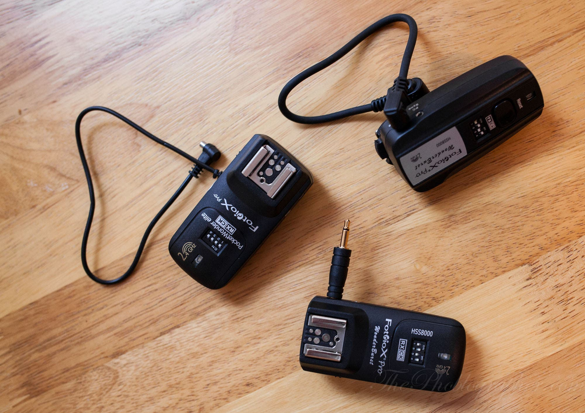 Fotodiox Issues Notice on Their WonderBurst HSS8000 Radio Triggers