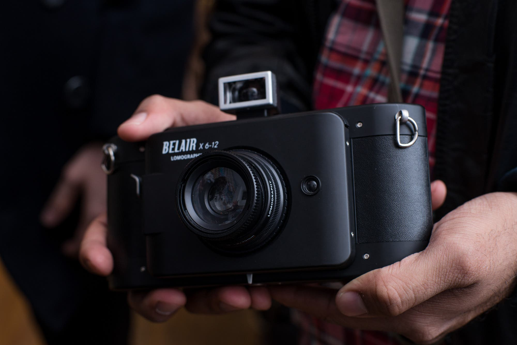 First Impressions: Lomography Bel-Air