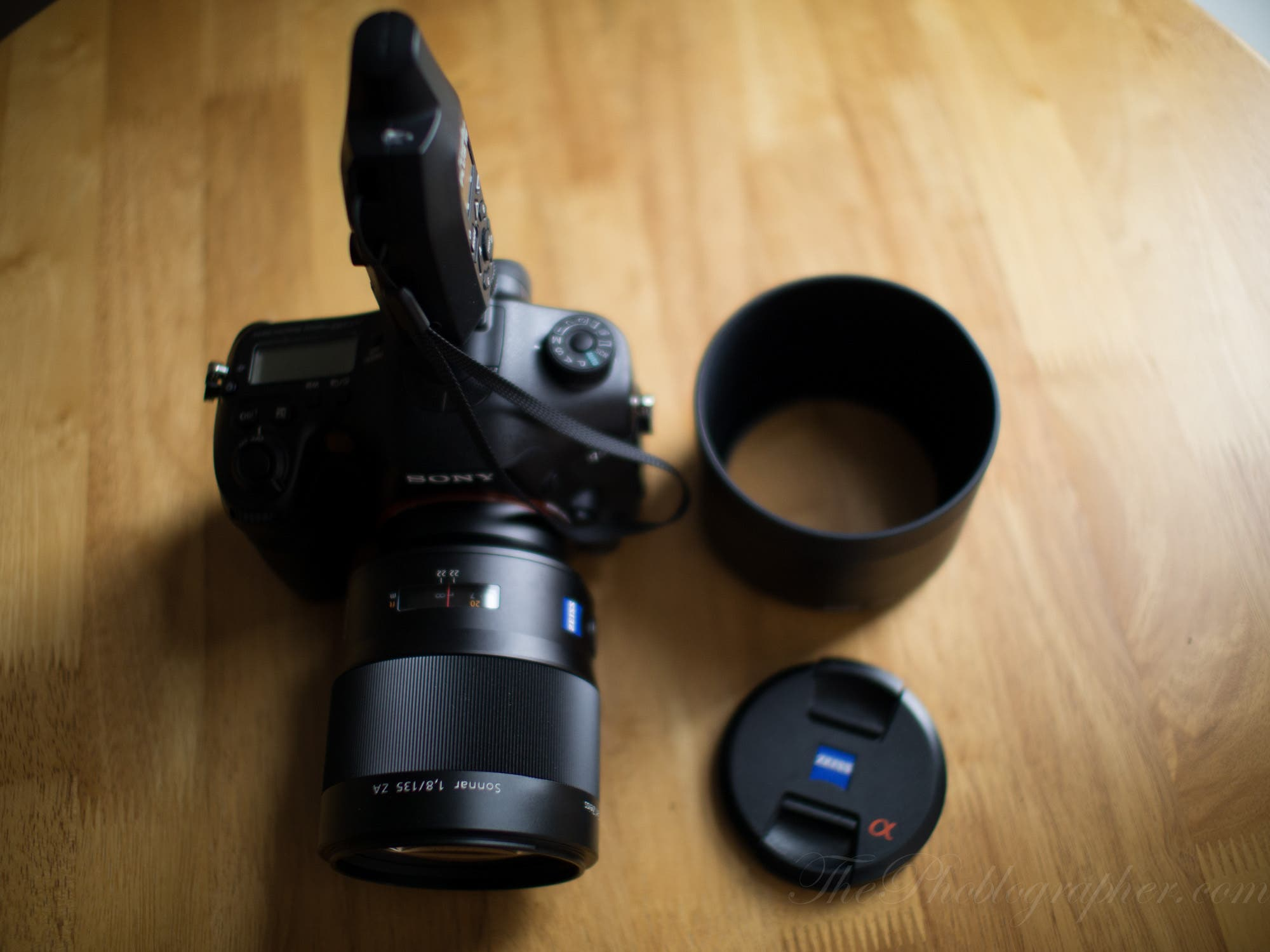 Review: Sony Zeiss 135mm f1.8 (Tested with the A99)