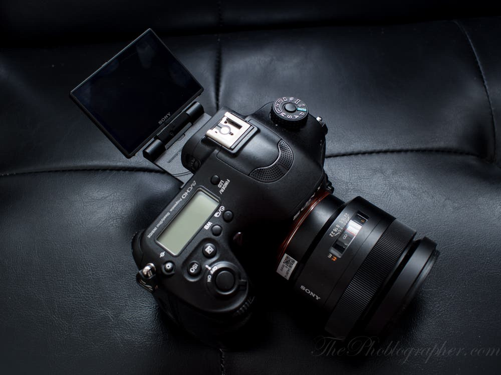 Review: Sony A99