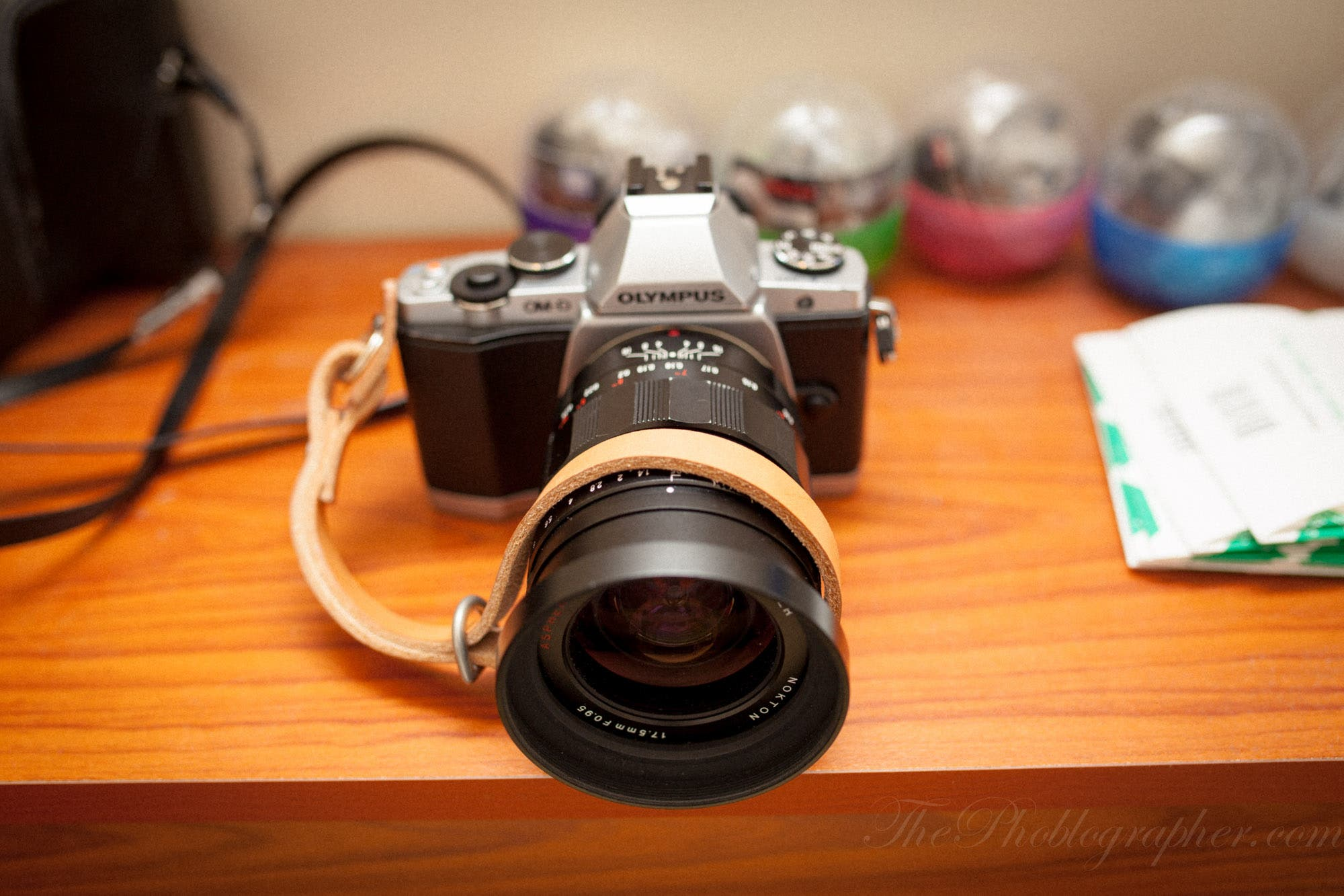 Review: Tap and Dye Legacy Wrist Strap (Used on the Olympus OMD EM5)