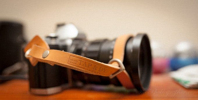 Chris Gampat The Phoblographer Tap and Dye Camera Strap Review Photos (3 of 6)ISO 1601-200 sec at f - 2.8