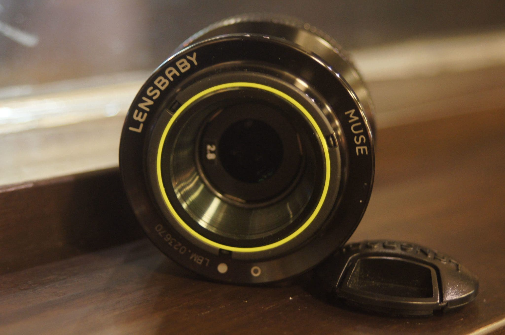 Review: Lensbaby Muse (Sony Alpha A/Minolta Maxxum)