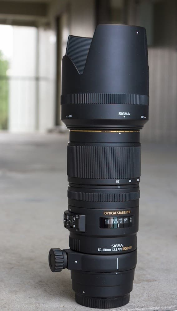 First Impressions: Sigma 50-150mm F2.8 APO EX DC OS (Canon EF)