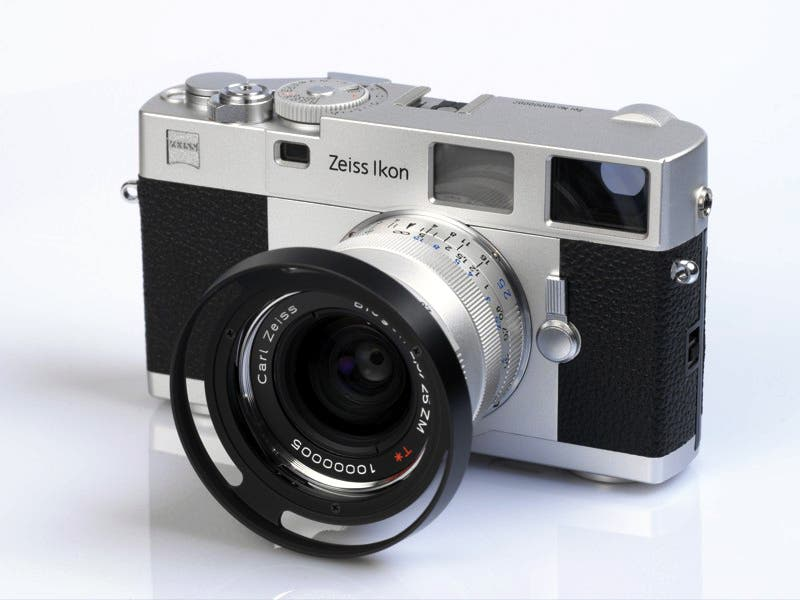 Confirmed: Cosina to Discontinue Zeiss Ikon Camera Bodies