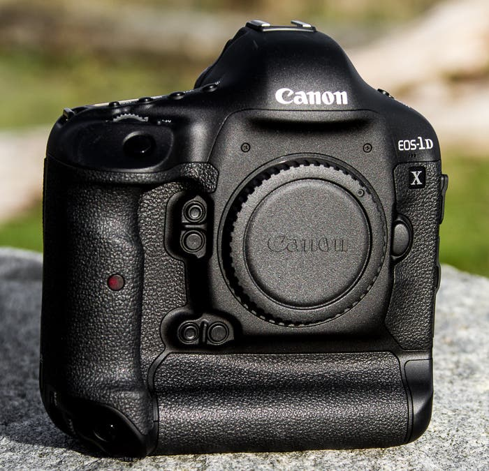 Quick Look: Canon 1D X
