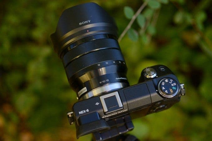 Sony NEX-6 Review 1
