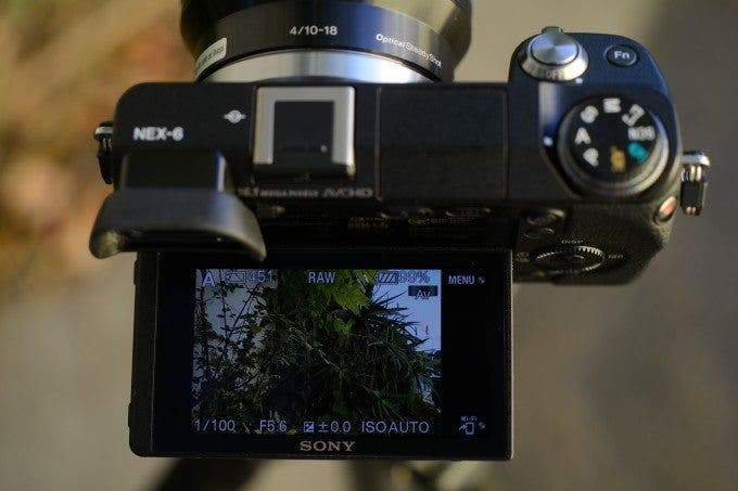 Sony NEX-6 Review 8