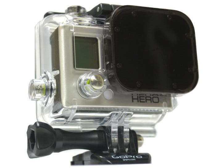 The GoPro Hero 3 Gets Some Serious Love with Polar Pro Filters' New Accessory