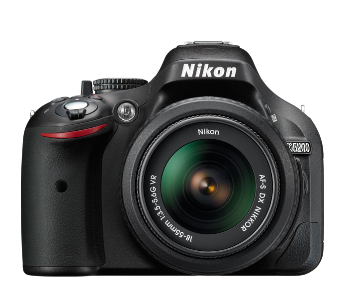 The Nikon D5200 Finally Reaches American Soil