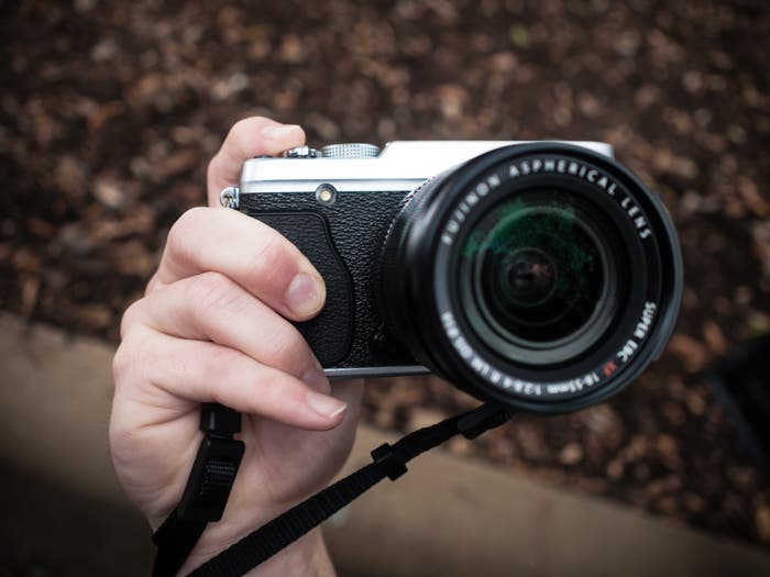 Review: Fujifilm X-E1