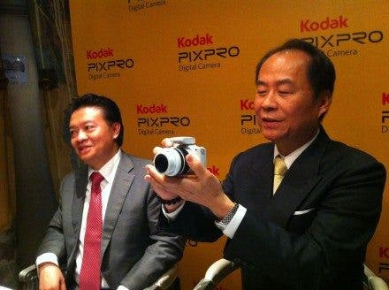 Kodak Got Bored With Focussing on Paper and Launches a New Camera
