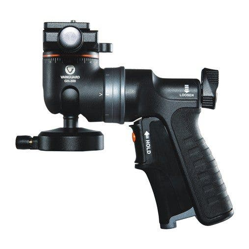 Vanguard GH-300T Pistol Grip Ball Head with Shutter Release Trigger