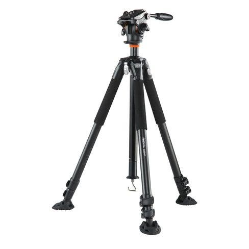 ABEO Plus 323AV tripod with fluid video head