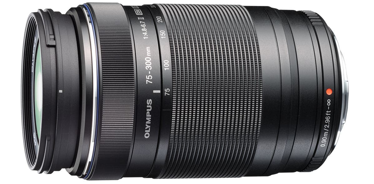 Olympus' 75-300mm for MFT Gets an Upgrade
