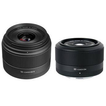 Update! The Two for The Price of One Sigma NEX Lens Deal is Back in Stock