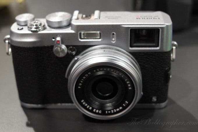 Chris Gampat The Phoblographer CES 2013 Fujifilm X100s first impressions (1 of 5)ISO 16001-40 sec at f - 4.0