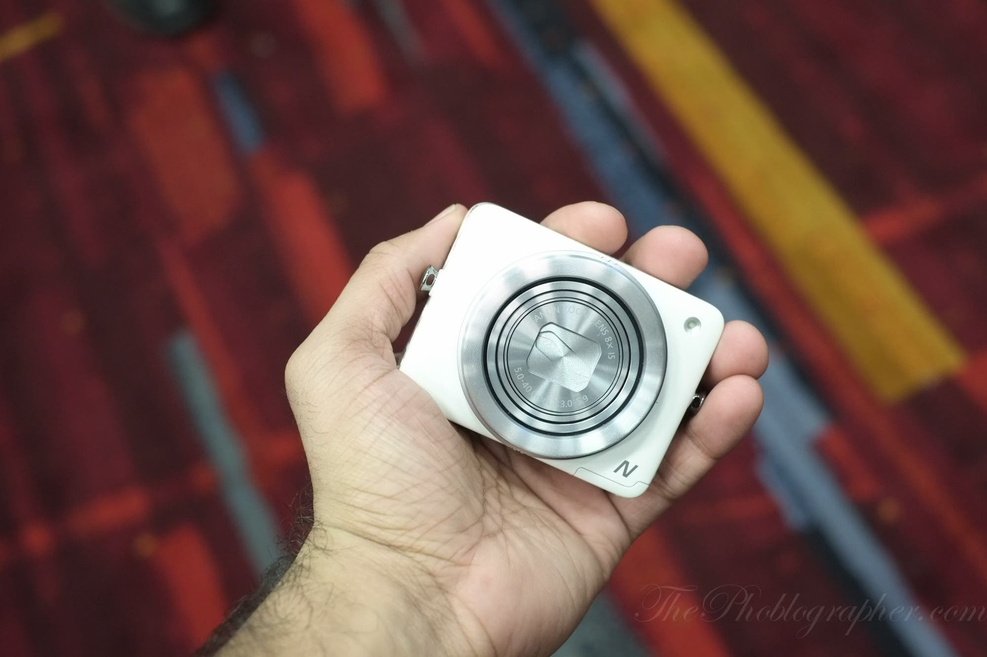 First Impressions: Canon Powershot N