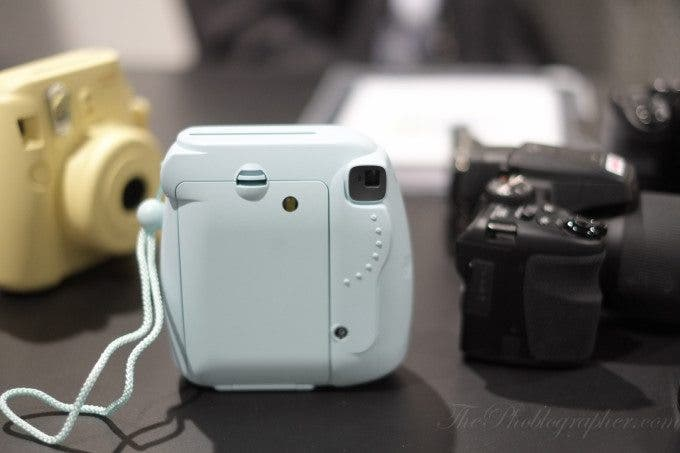 Chris Gampat The Phoblographer CES 2013 Fujifilm first impressions instax mini 8 (4 of 5)ISO 16001-600 sec at f - 1.4