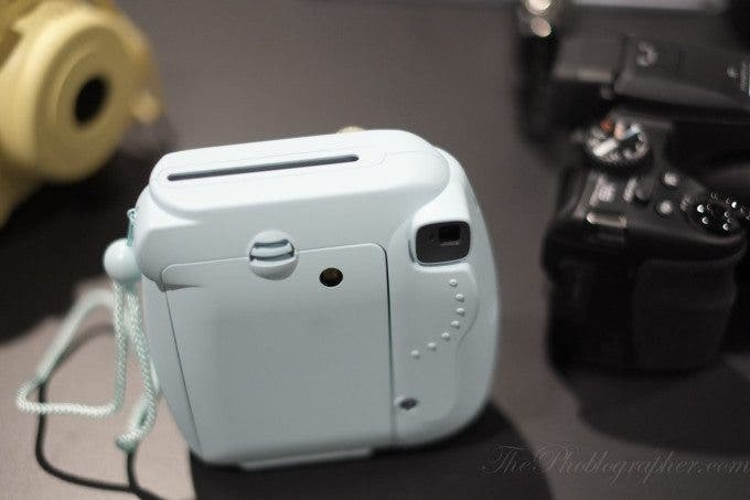 Chris Gampat The Phoblographer CES 2013 Fujifilm first impressions instax mini 8 (5 of 5)ISO 16001-800 sec at f - 1.4