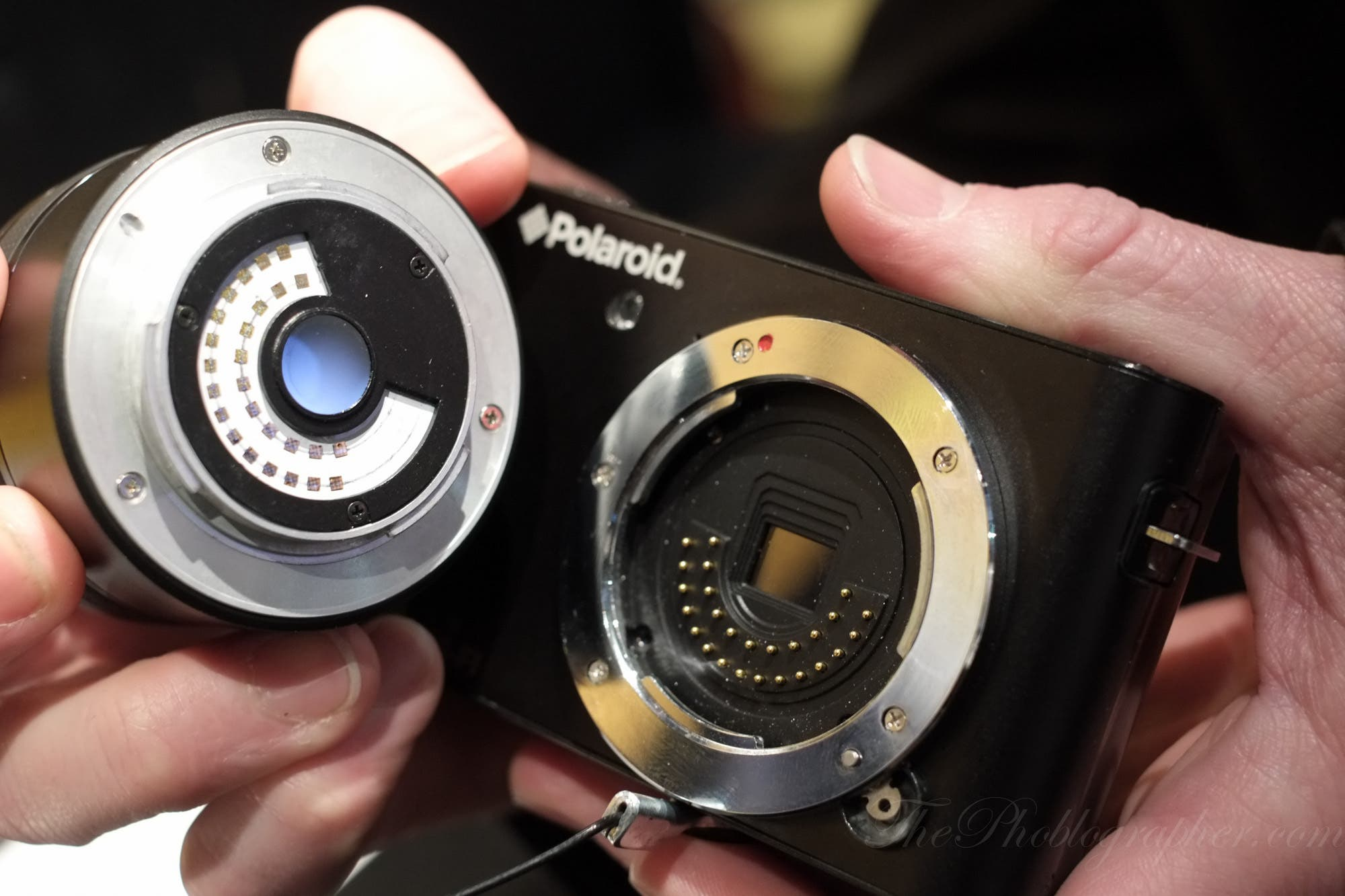 Clearing some confusion up over the new polaroid for Camera camera camera