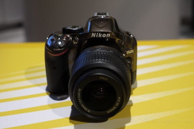 First Impressions: Nikon D5200 - The Phoblographer