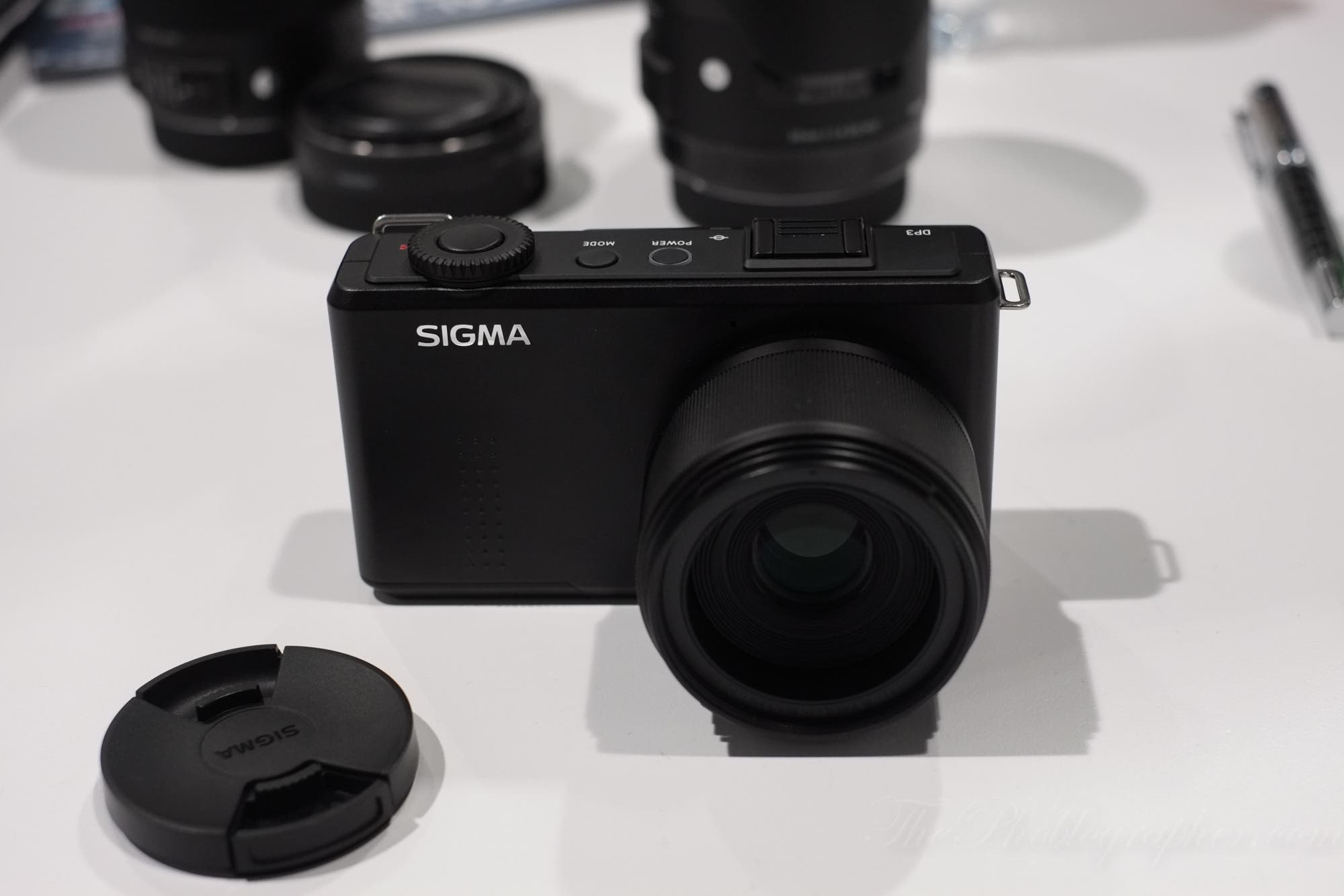 First Impressions: Sigma DP3