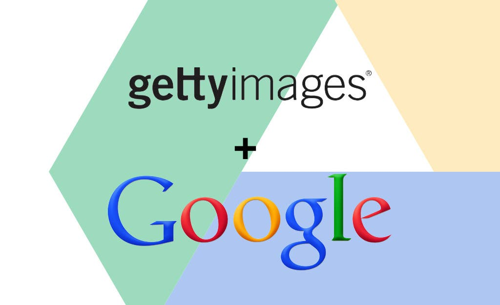 Getty & Google Struck a Deal, People are Not Happy